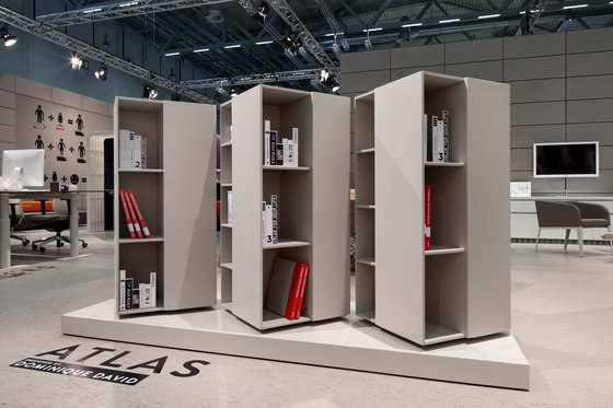 Atlas H:195 Cabinet by Nurus