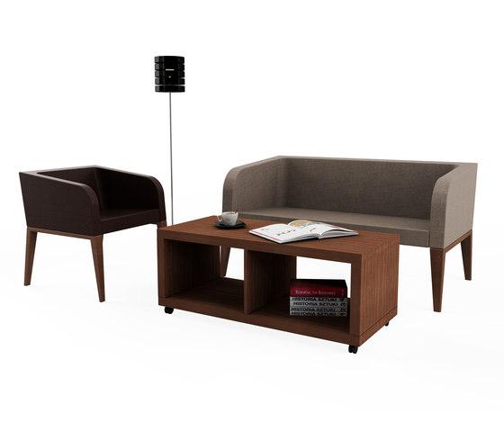 Tara Double Sofa by Nurus