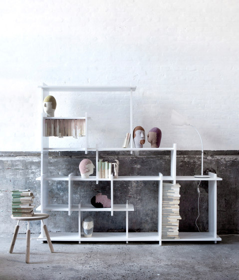 Slice Bookshelf by &TRADITION