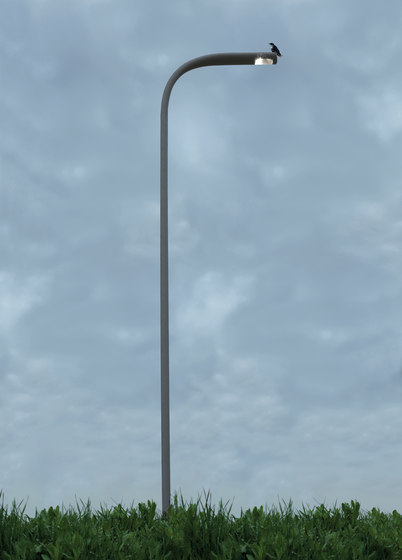 Indicta pole by Artemide Architectural