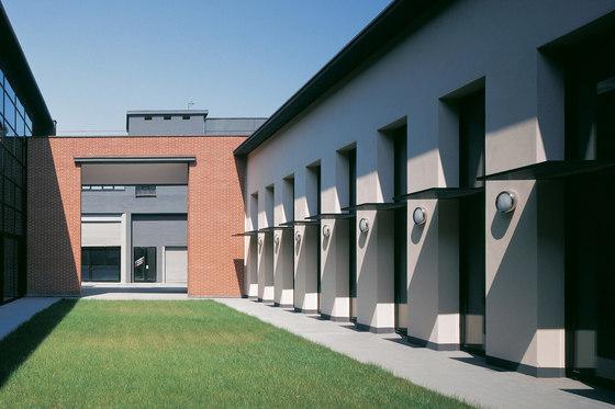 Niki satinato vetro di Artemide Architectural