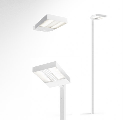 Provoca pole by Artemide Outdoor