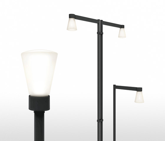 Timpone hanging side by Artemide Outdoor