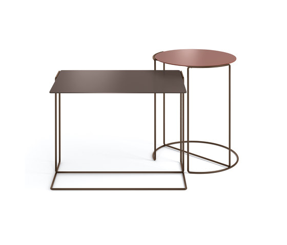 Oki occasional table di Walter Knoll