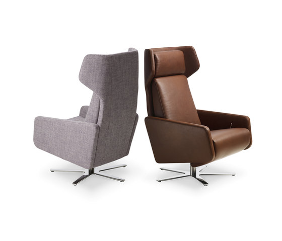 Model 1303 Nano wing chair di Intertime