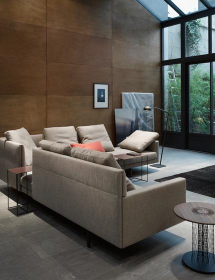 Gordon 496 Sofa von Walter Knoll