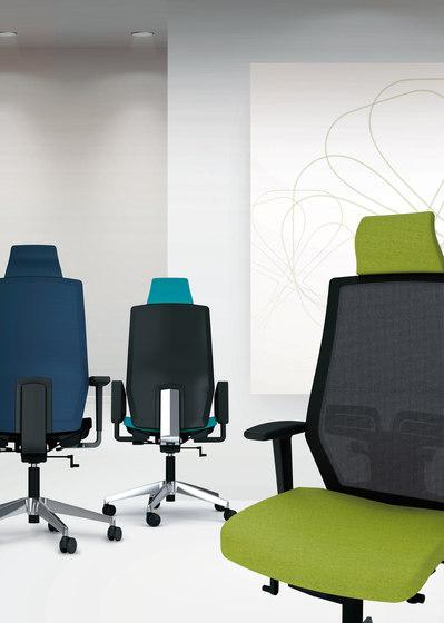 JET.II Visitors chair by König+Neurath