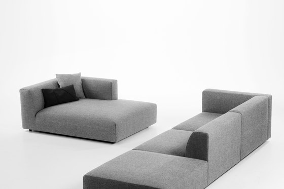 Match sofa by Prostoria