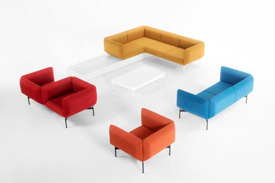 Segment sofa by Prostoria