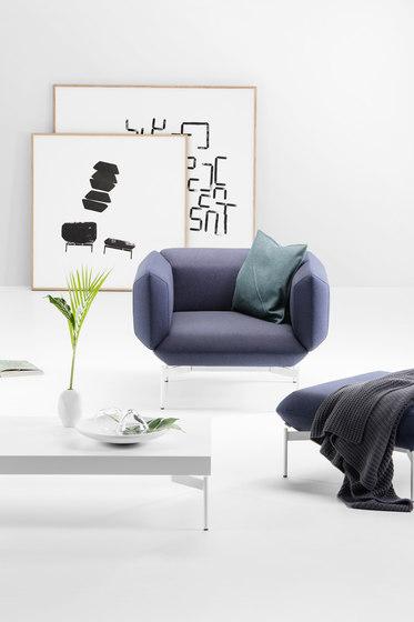 Segment armchair von Prostoria