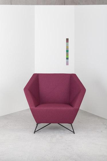 3angle armchair de Prostoria
