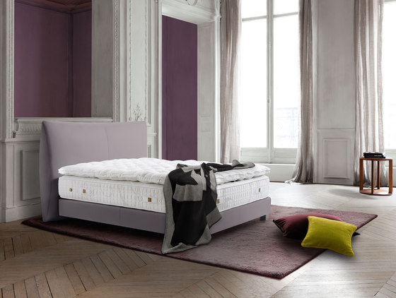 Sleeping Systems Collection Prestige | Headboard Casual by Treca Paris