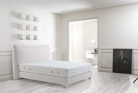 Sleeping Systems Collection Prestige | Mattress Corpus Prestige by Treca Interiors Paris