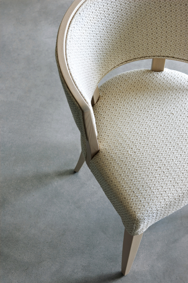 Hera chair by Billiani
