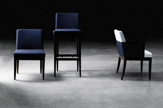 Lido armchair de Billiani