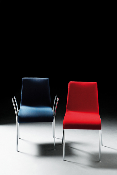 Pop chair by Billiani