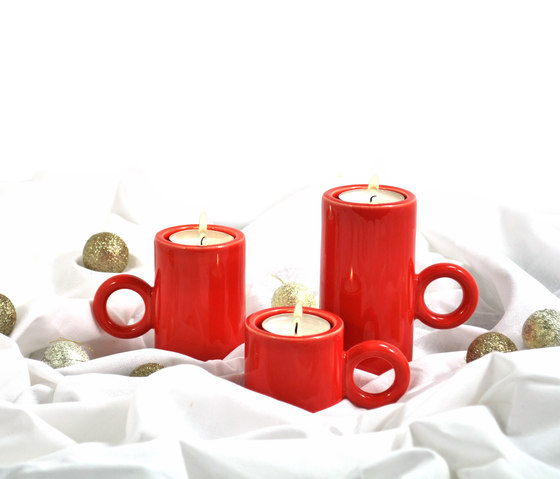 Kotivalo Candle Holder di Plastex