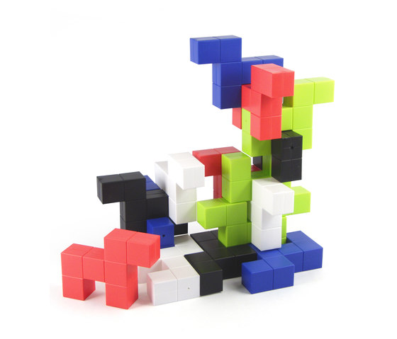 Doggy Building Block by Plastex