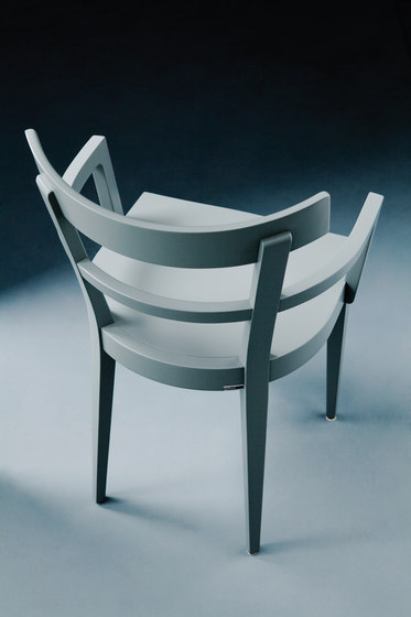 Cafè chair by Billiani