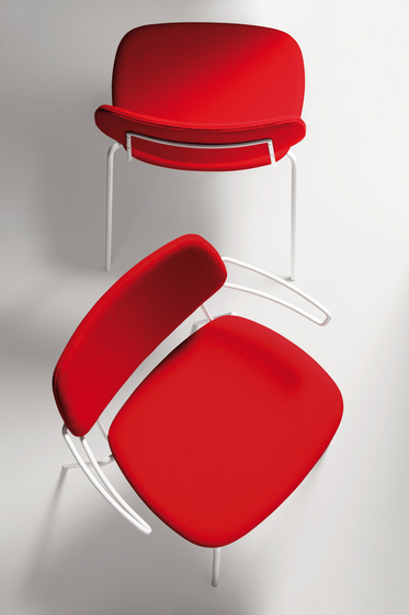 Doll chair with armrests de Billiani