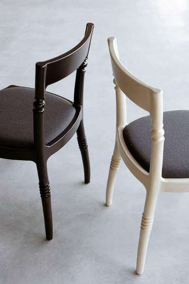Toccata chair by Billiani