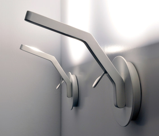 Flip LED - wall di Bernd Unrecht lights