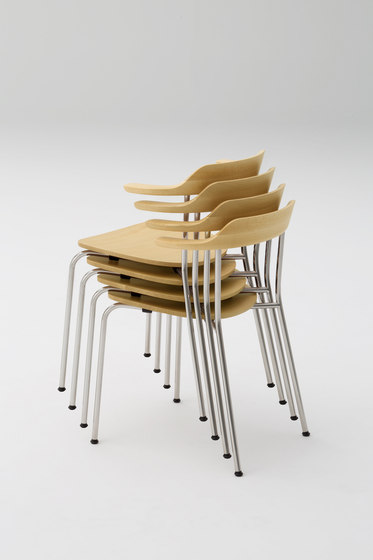 Hiroshima Lounge Chair by MARUNI
