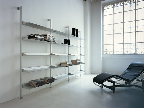 Epomeo | Aluminium Shelves by Aico Design