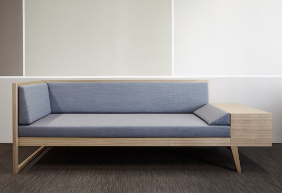 Sofa 'Sophie' by Raum B Architektur