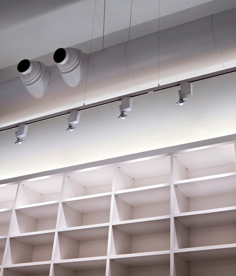 Fort Knox 2 Ceiling CDM-R111 by Flos