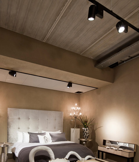 Pure 1 Spot Ceiling Phosphor LED by Flos