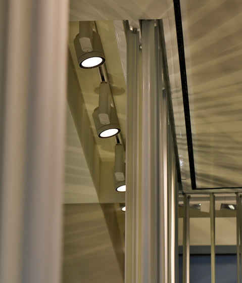 Pure 1 Spot Track Phosphor LED by Flos
