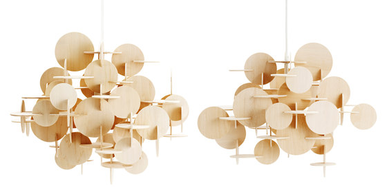 Bau Lamp large by Normann Copenhagen