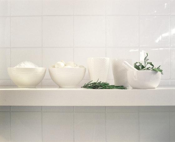 Maiolica Bianco by Casamood by Florim
