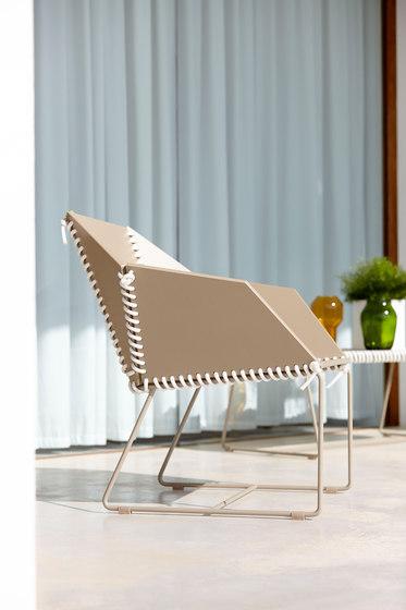 Textile Armchair by GANDIABLASCO