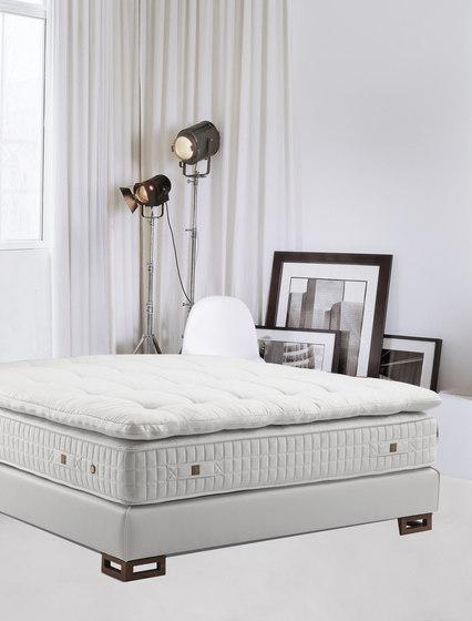 Sleeping Systems Collection Prestige | Mattress topper Seine Prestige by Treca Interiors Paris