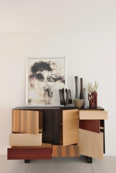 Tavolino Patchwork by Morelato