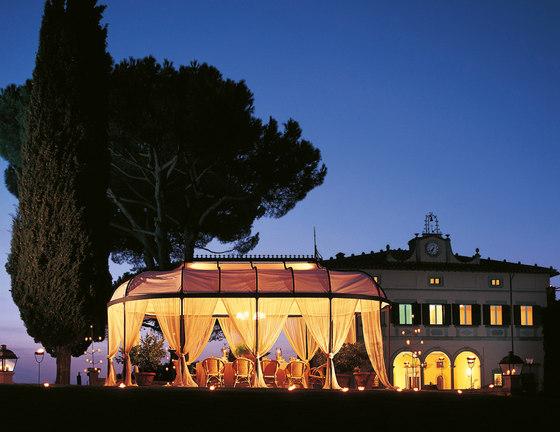 Aladin Pavilion by Unopiù