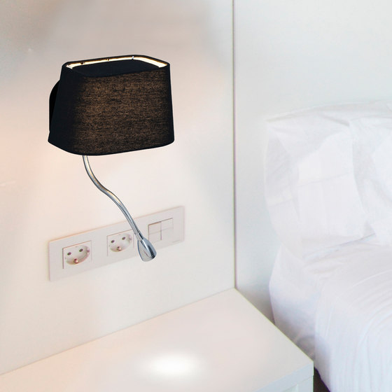 Sweet table lamp by Faro