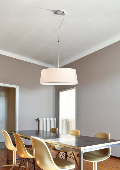 Hotel pendant lamp by Faro