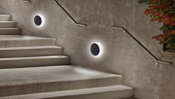 Code wall lamp by Faro