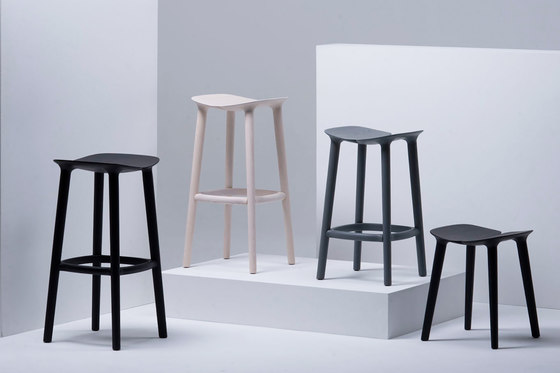 Osso Counter Stool | MC3 de Mattiazzi