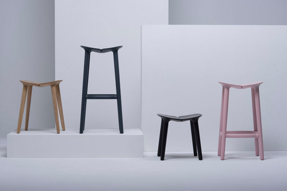 Osso Counter Stool | MC3 di Mattiazzi
