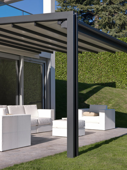 azimuth de unopi pergola produit. Black Bedroom Furniture Sets. Home Design Ideas