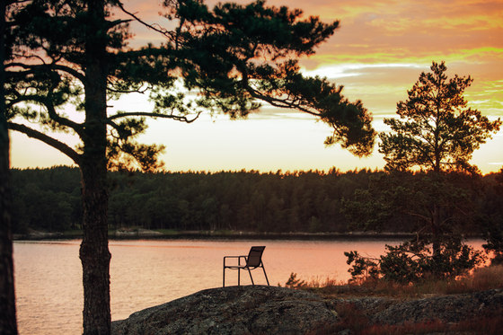 Park Life deckchair by KETTAL