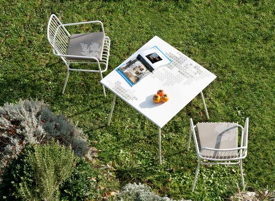 Crochet Chair by Unopiù