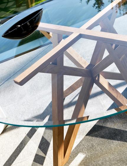 Croisette Table by Unopiù