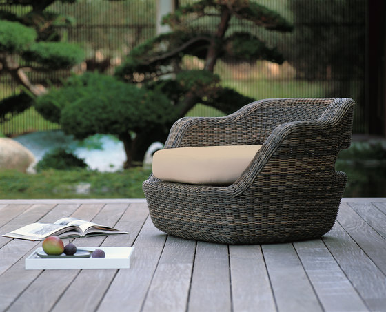 Eden Armchair by Unopiù