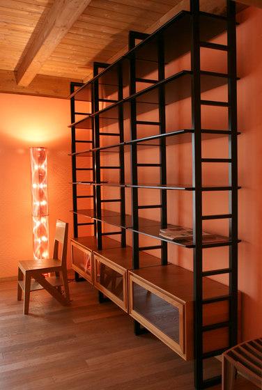 Composizione Libreria Scala Zero de Morelato
