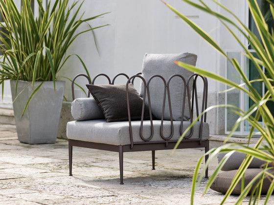 Fleurs Chair by Unopiù